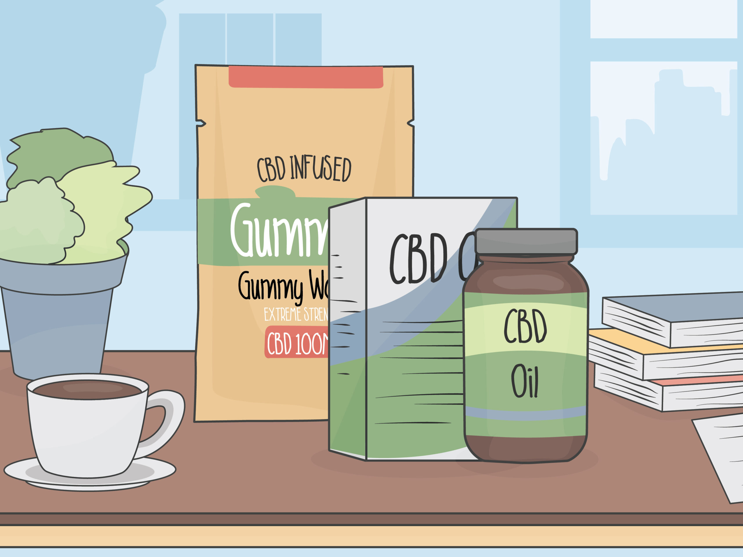 How to Attempt CBD Oil for the First Time