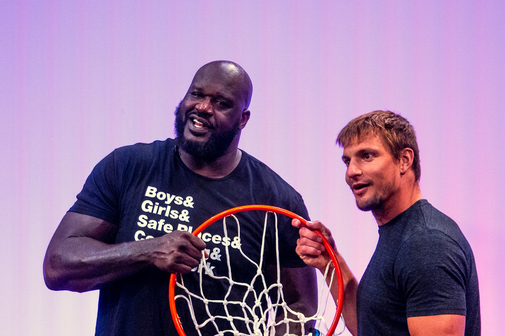 Want Millions of Views for Your Virtual Occasion? Just Include Shaq and Gronk.